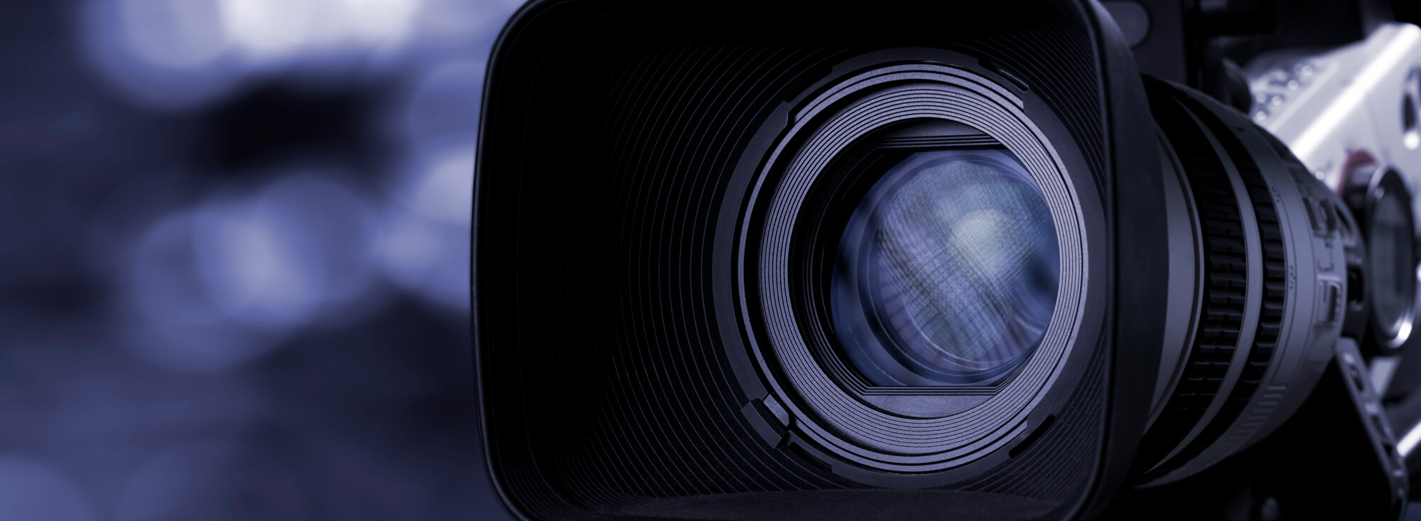 Video and animation production header